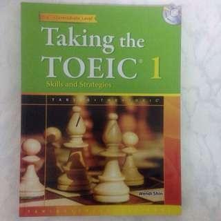 🚚 [誠可議]大學用書 英文 Talking the TOEIC/Reading 4/English Power