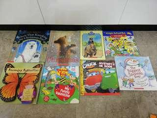 Preschool to pri school children books