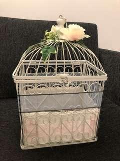 Wedding Ang Pow Box (Birdcage)