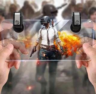 Mobile game controller/trigger L1R1 PUBG/ Rules of Survival