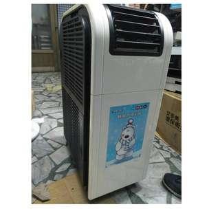 二手 MAXE萬士益冷氣 MPC-35A /MPC35A 冷暖兩用移動式冷氣冷(含除濕)