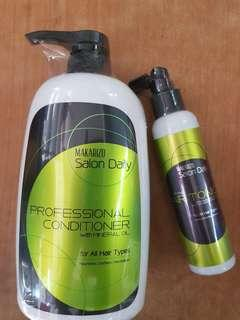 Well known hair products