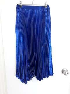 Pleated skirts size s