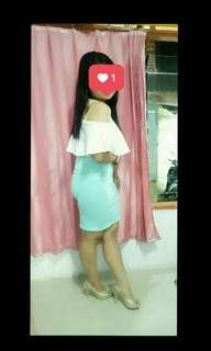 Dress Sabrina Bodycon