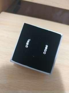 全新 Silver925 純銀 耳環 防敏感 飾物 多款