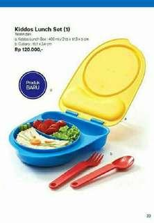 kiddos lunch - Tupperware