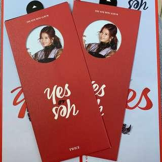[WTT] Twice Yes or Yes Photo strip