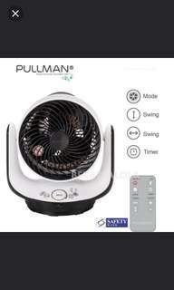 Pullman airculator