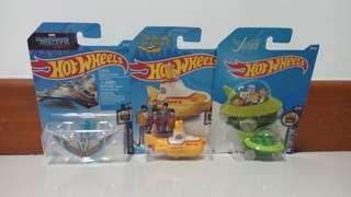Hotwheels (each $5)