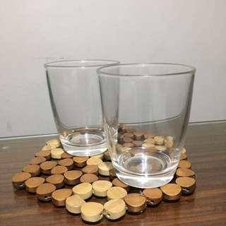 Small Glass (2 pieces)