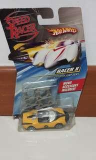 Hotwheels speed racer x