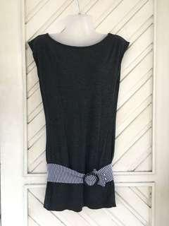 Dark Gray Top (S-M Fit)