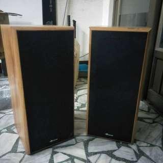 CHIA FHA CF-M2 音響