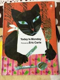 Today is Monday-Eric Carle