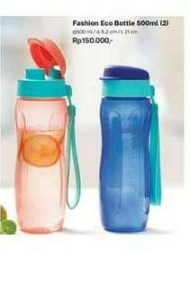 fashion  eco bottle 500 ml - Tupperware