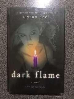 Dark Flame HB by Alyson Noël