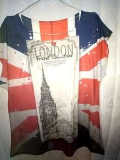 Kaos london free ongkir #JAN25