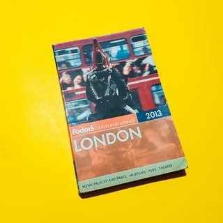 London 2013 Travel Guide Book