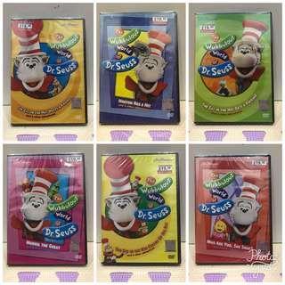 Original Dr Seuss DVD Collections