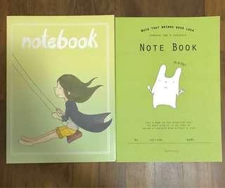 🚚 Notebooks
