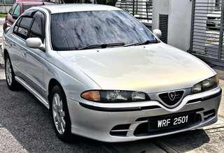CASH BUYER WELCOME!!! PROTON PERDANA V6 2.0 ALFA  TAHUN 2007/2008