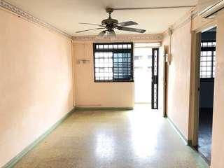 Blk 114 Ho Ching Road 3rooms flat