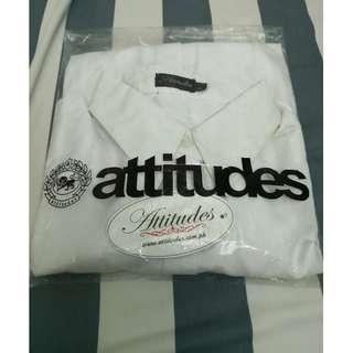 Original Attitudes Blouse (White)