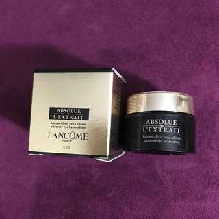 Lancome Absolue L'Extrait Eye Balm Elixir 5ml