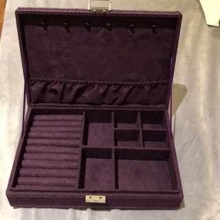 🚚 飾品盒 珠寶盒 飾品收納盒
