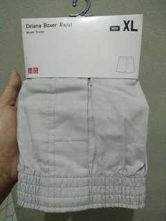 Celana pendek cowo Uniqlo