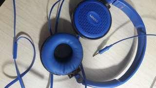 MINISO HEADPHONE BLUE