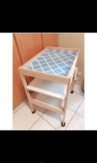 Ikea 尿布台