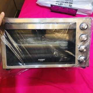 🚚 (未使用過)KAISER 威寶全功能36升不銹鋼烤箱 (KHG-36)