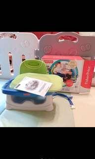 費雪餐椅全配 寶寶餐椅