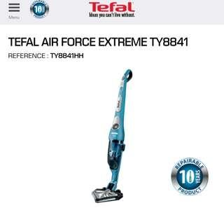 TEFAL AIR FORCE EXTREME TY8841
