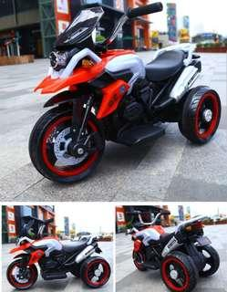 Brand New/Pre-Order Big Size Rechargeable Motorcycle