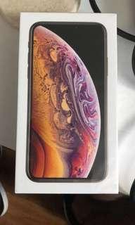 iPhone XS Gold (256 GB)