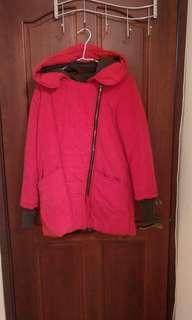 🚚 紅色暖暖外套(年前亂亂賣,別錯過)