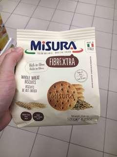 Misura fibre extra