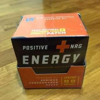 NRG Energy Patch Sleeves (Qty: 25 pcs)