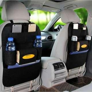 Car Back Seat Organizer (ready stock)