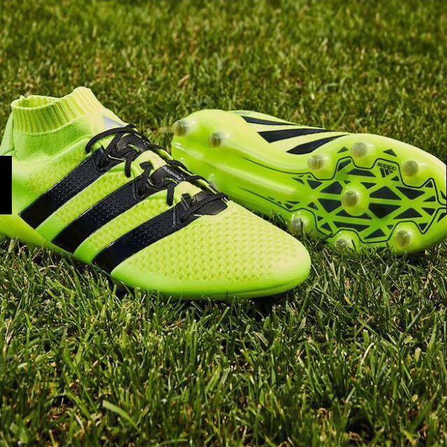 72c3e2e41c01 Adidas ACE 16.1 primeknit FG AG SOCCER BOOTS