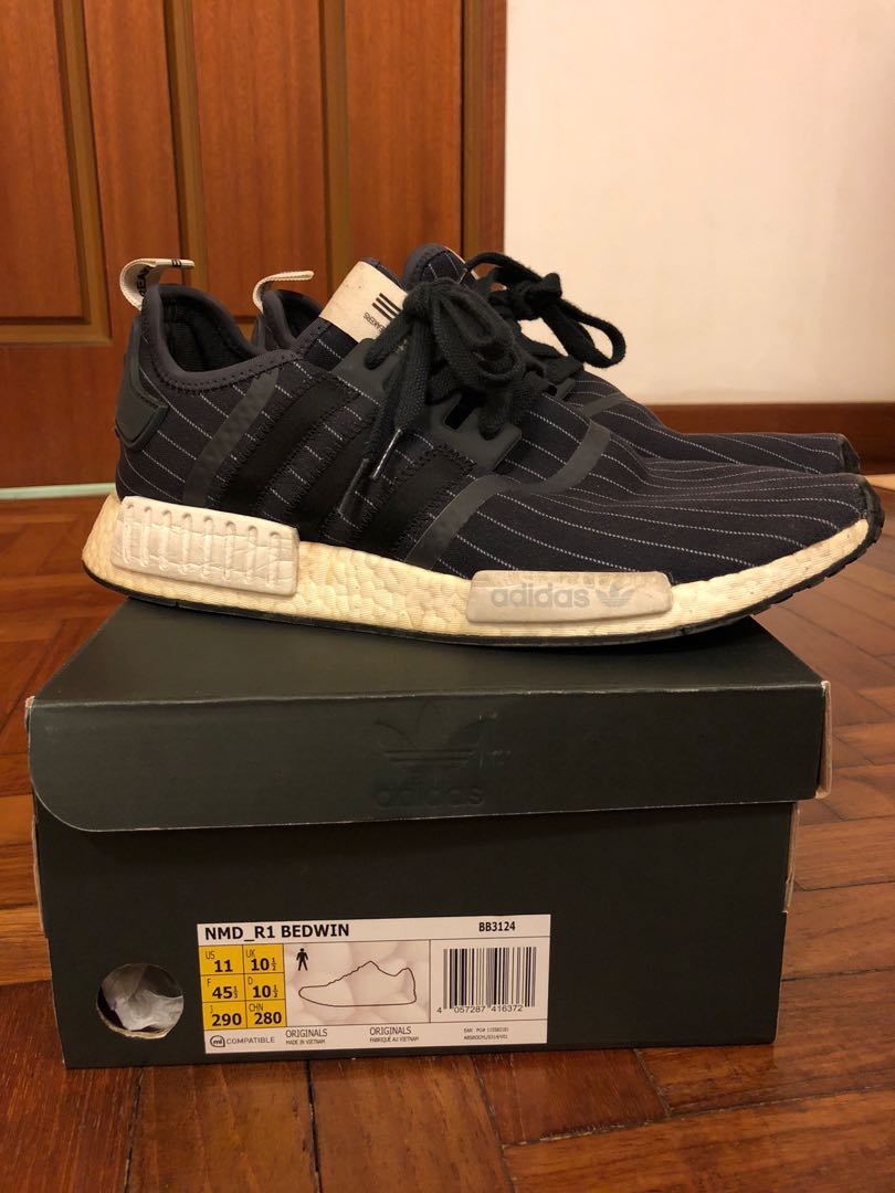 cf50b23fcbbb8 Adidas NMD R1 Bedwin   the Heartbreakers