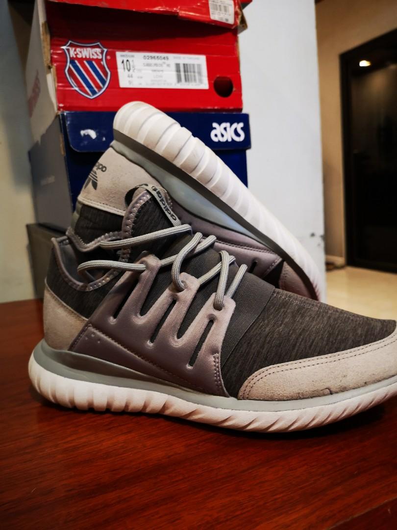 d020f011a30d Adidas Tubular Radial Gray