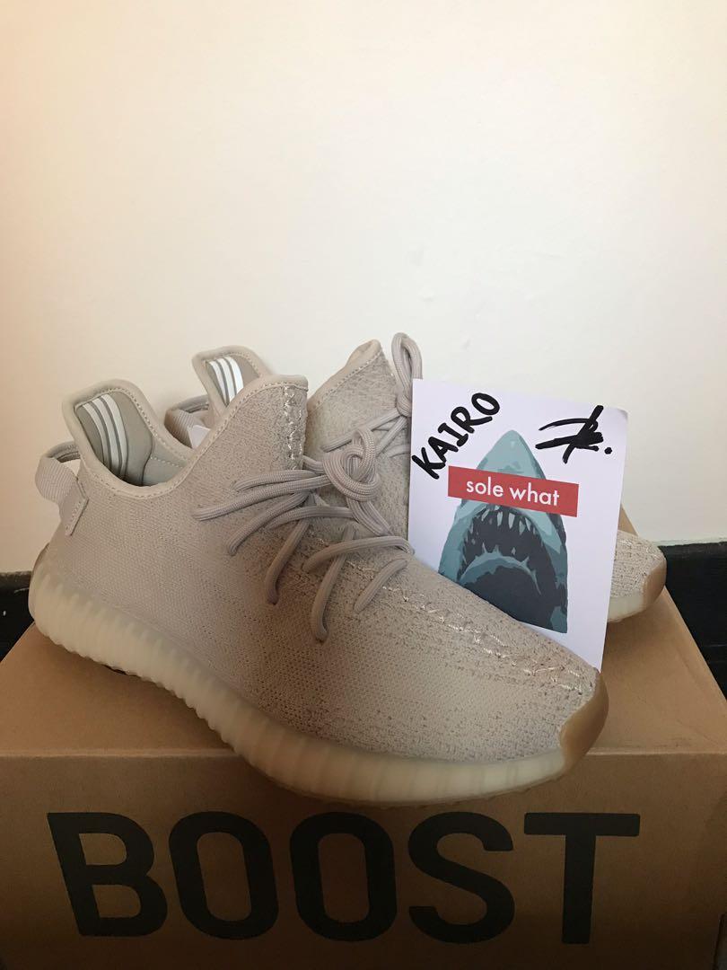 02cec3033ac0a Adidas Yeezy Sesame UK 8.5