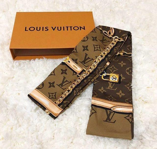 Authentic Louis Vuitton Twilly