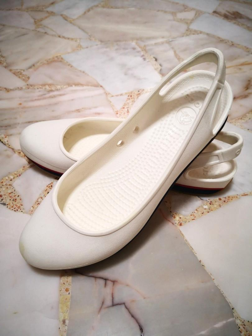 BN CROCS, Women's Fashion, Shoes, Flats
