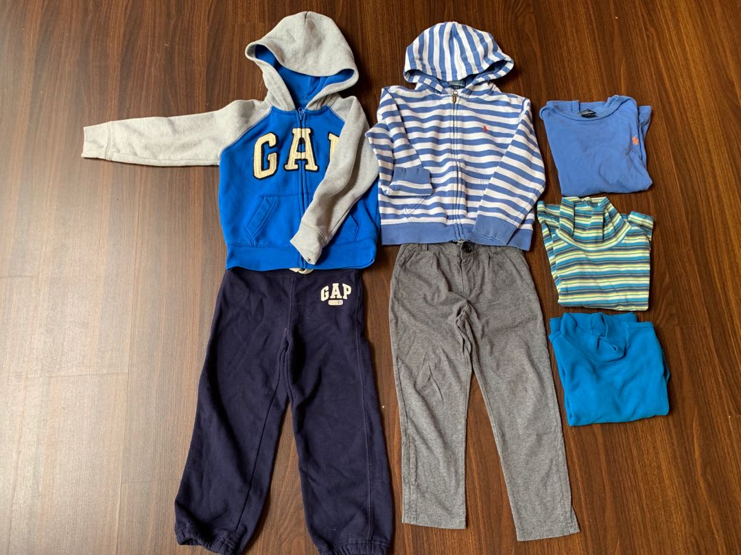 9bb7126da Boys warm winter wear. Mixed label Ralph Lauren GAP, Babies & Kids ...