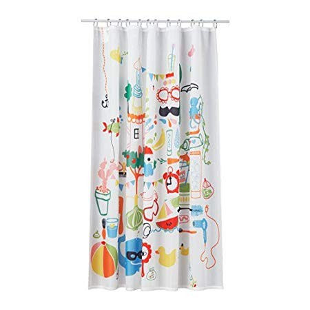 Brand New Ikea Shower Curtain Furniture Others On Carousell