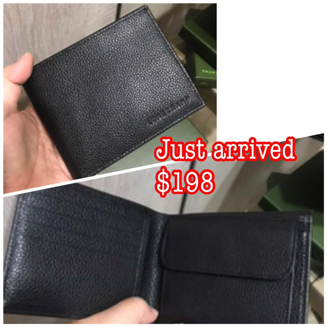 d73cfaf231c4 Brand New Instock Men's Longchamp Wallet, Luxury, Bags & Wallets ...